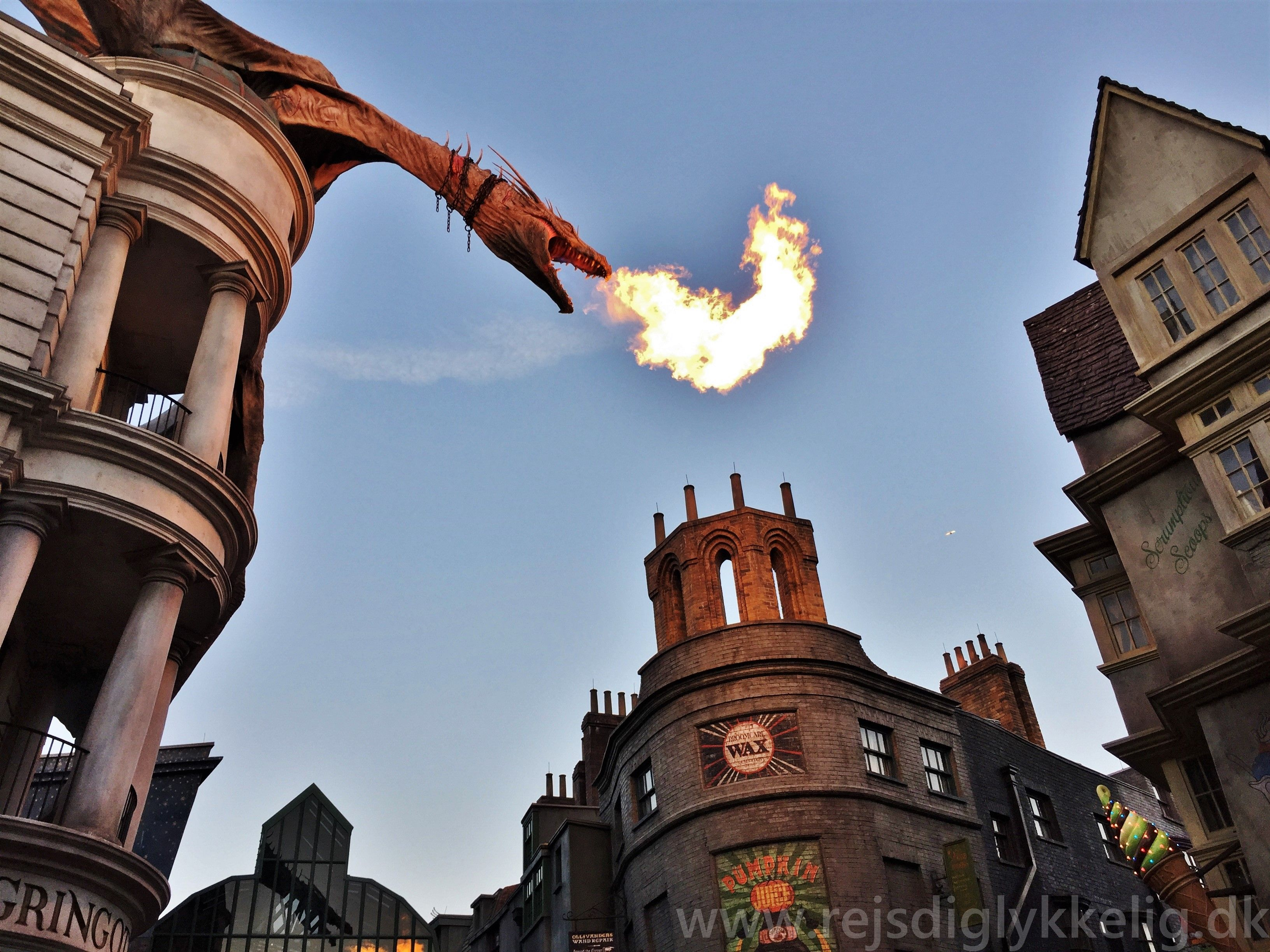 Harry Potter World i Universal Studios Florida