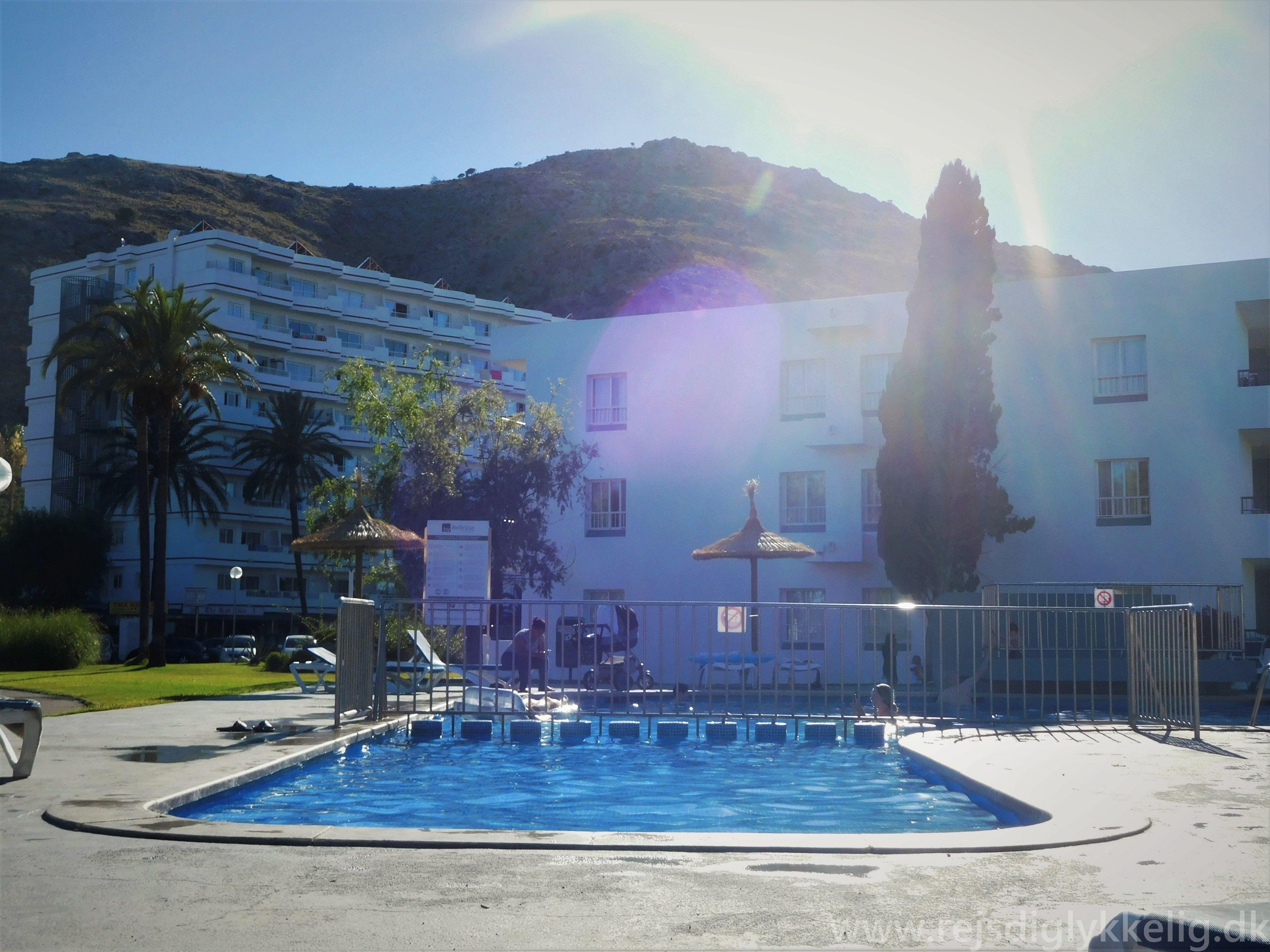 Afslapning på hotellet i Alcudia - Rejsdiglykkelig.dk