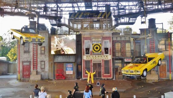 Fotodagbog fra Florida - Fear Factor Live i Universal Studios Florida - Rejsdiglykkelig.dk