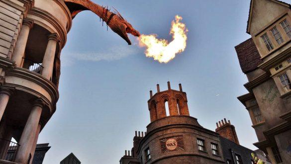Fotodagbog fra Florida - Harry Potter World i Universal Studios Florida - Rejsdiglykkelig.dk