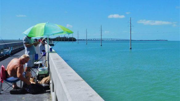 Fotodagbog fra Florida - Krydser de mange broer ved Florida Keys for at nå til Key West - Rejsdiglykkelig.dk