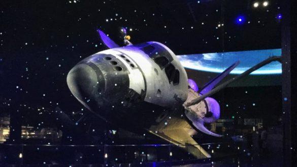 Fotodagbog fra Florida - Rumskibet Atlantis hos Kennedy Space Center - Rejsdiglykkelig.dk