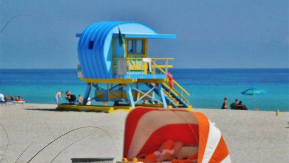 Fotodagbog fra Florida - South Beach i Miami - Rejsdiglykkelig.dk