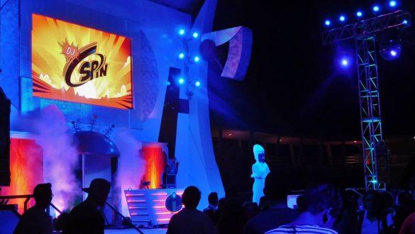 Fotodagbog fra Florida - Underholdning i Magic Kingdom - Rejsdiglykkelig.dk