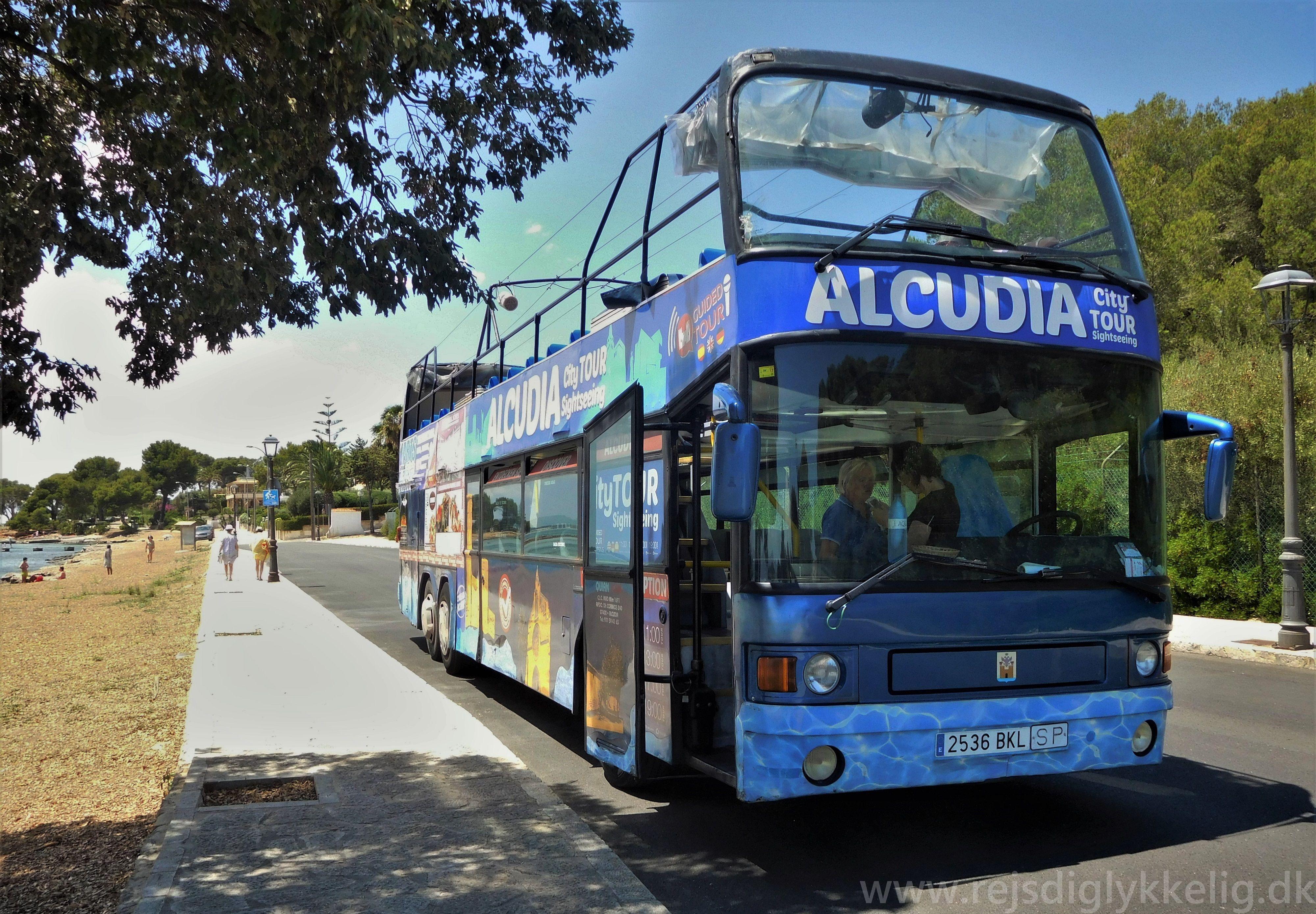 Sightseeing i Alcudia - Rejsdiglykkelig.dk
