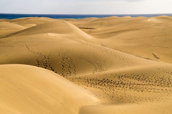 Hvor skal man bo på Gran Canaria - Playa del Ingles - www.rejsdiglykkelig