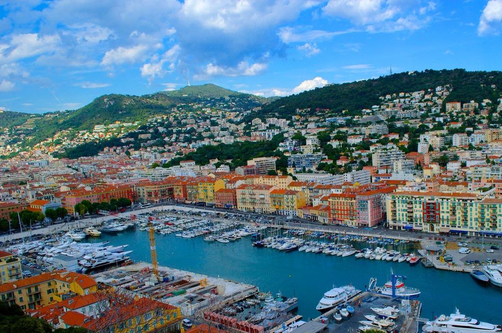 Oplevelser i Nice - Port Lympia - Rejsdiglykkelig.dk