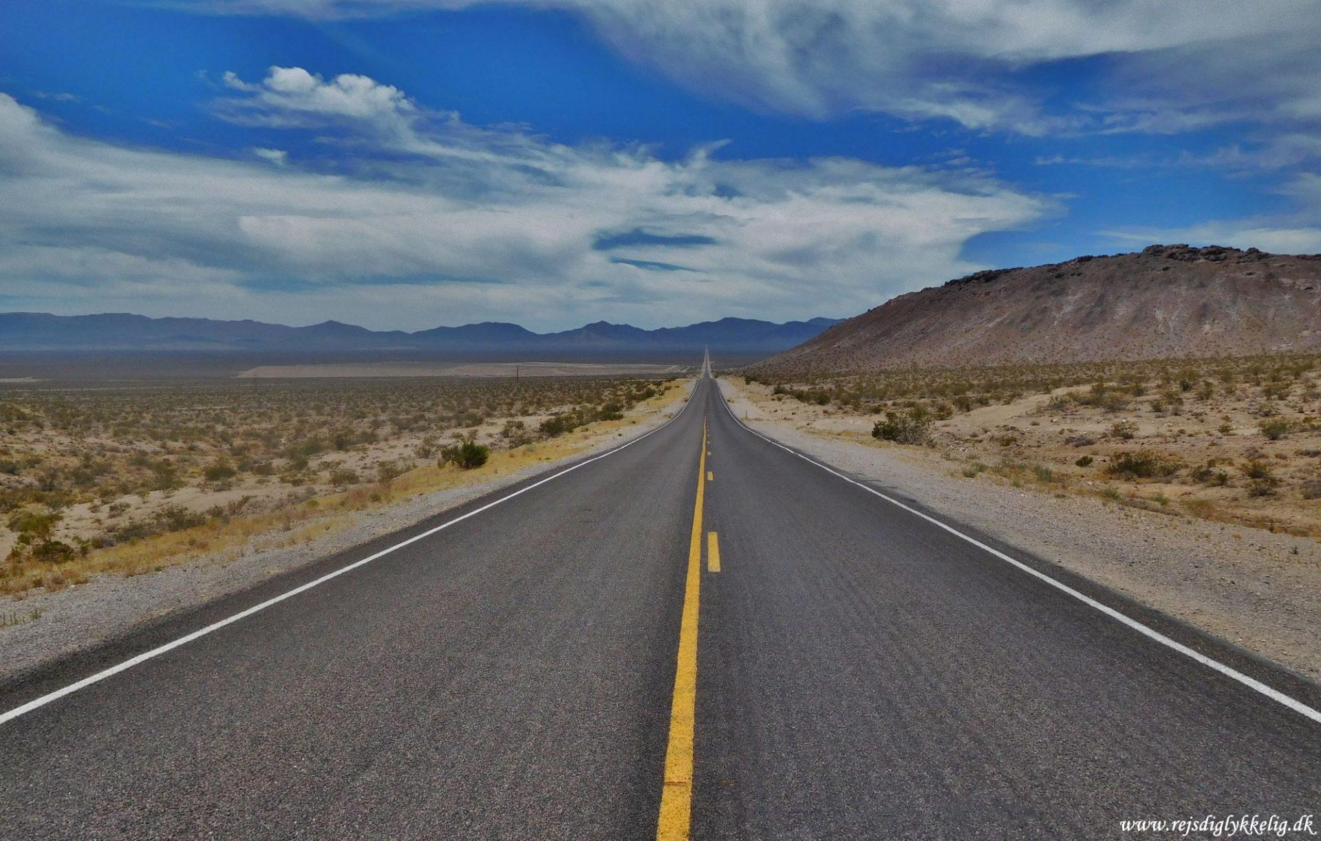 Road trip rute i det vestlige USA - Rejsdiglykkelig.dk