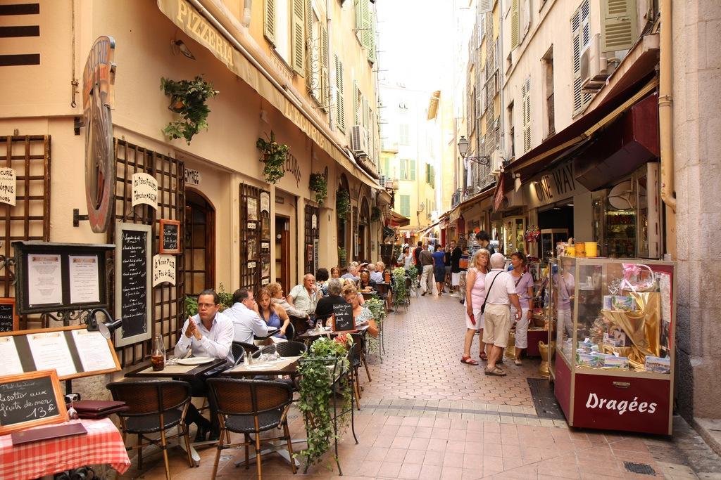 Oplevelser i Nice - Vieux Nice - Rejsdiglykkelig.dk