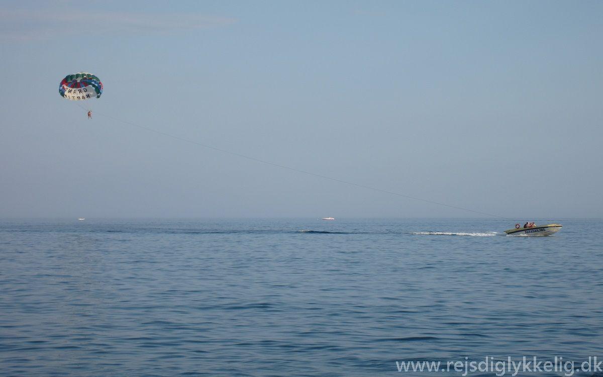 Bedste oplevelser i Alanya - Parasailing