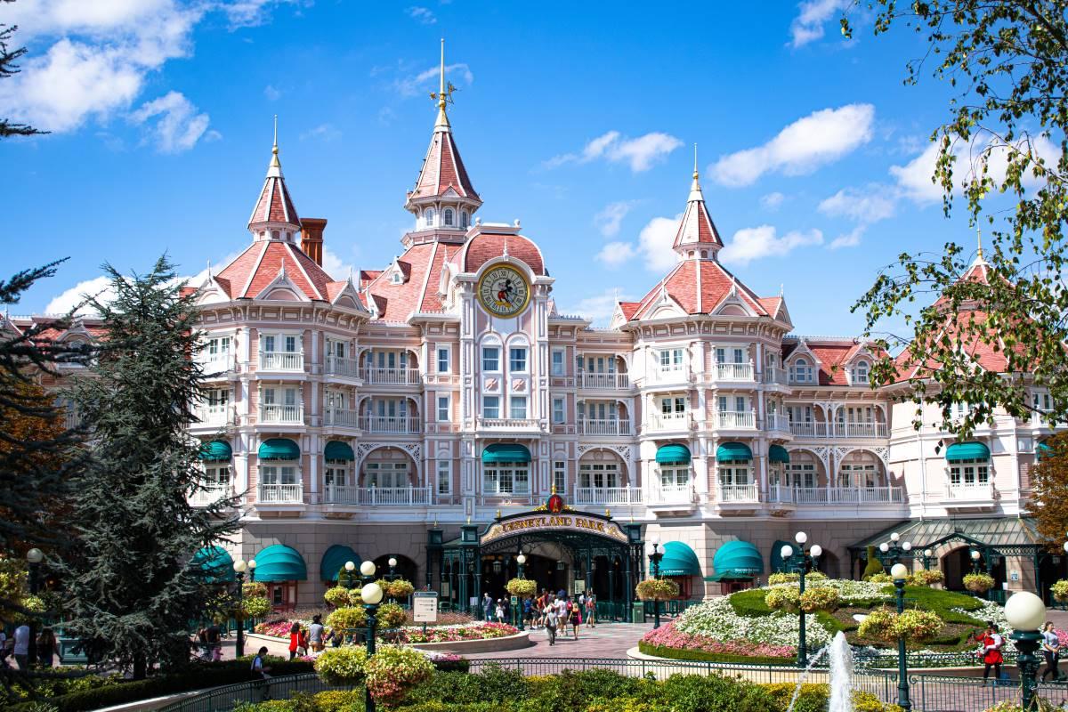 Disneyland Paris - Rejs Dig Lykkelig