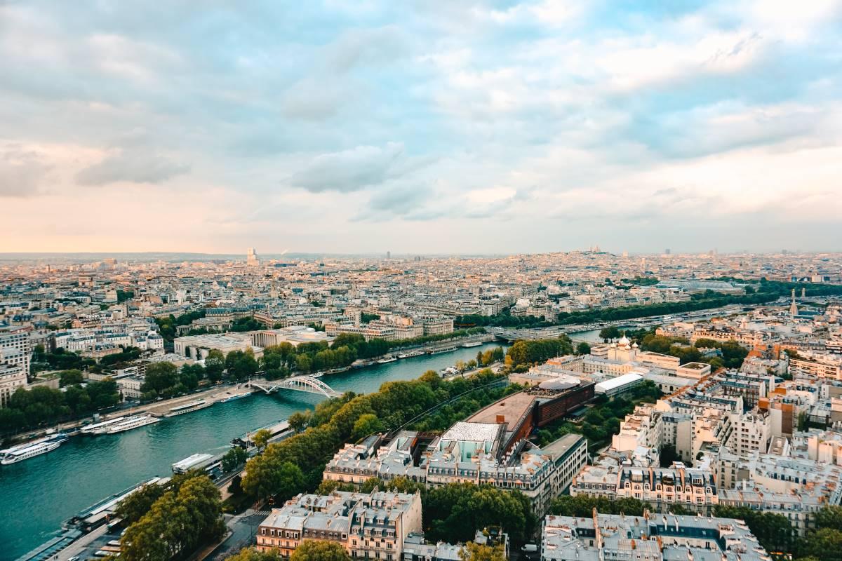18 Must-see Seværdigheder i Paris, Frankrig - Rejs Dig Lykkelig
