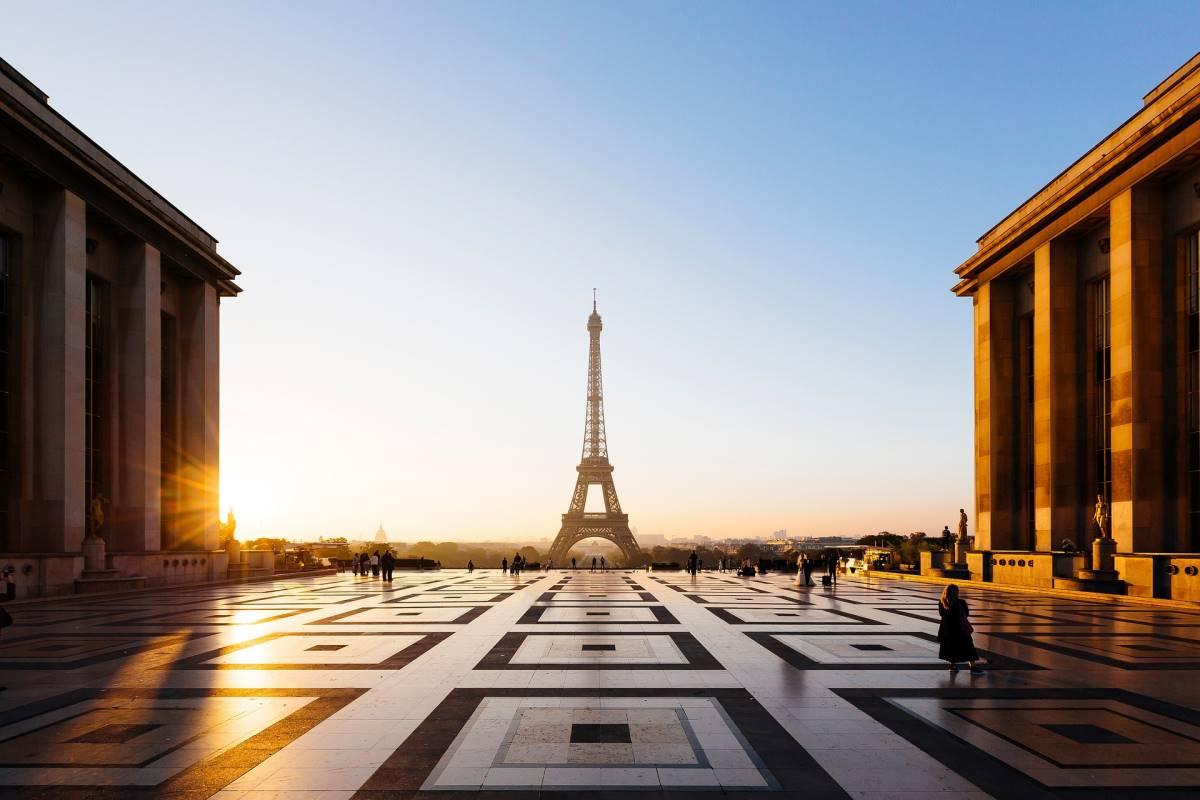 18 Must-see Seværdigheder i Paris - Trocadéro-haven - Rejs Dig Lykkelig