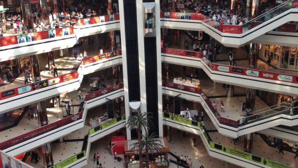 Fotodagbog fra Istanbul - Cevahir shoppingcenter - Rejsdiglykkelig.dk