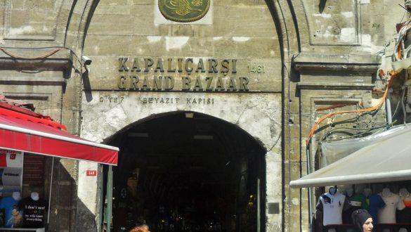 Fotodagbog fra Istanbul - Grand Bazaar - Rejsdiglykkelig.dk