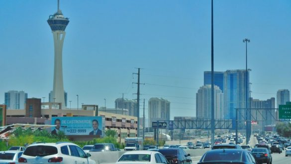 Fotodagbog fra Las Vegas - Det første møde med Las Vegas - Rejsdiglykkelig.dk