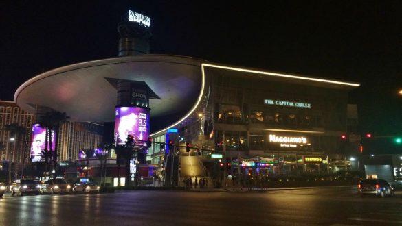 Fotodagbog fra Las Vegas - Fashion Show Mall - Rejsdiglykkelig.dk