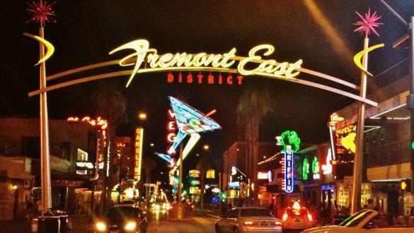 Fotodagbog fra Las Vegas - Fremont East District - Rejsdiglykkelig.dk