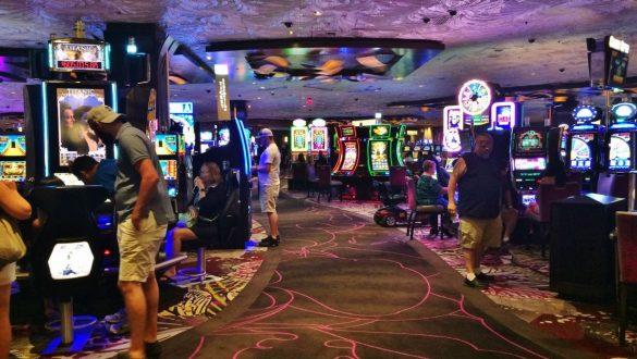 Fotodagbog fra Las Vegas - Harrahs Casino - Rejsdiglykkelig.dk