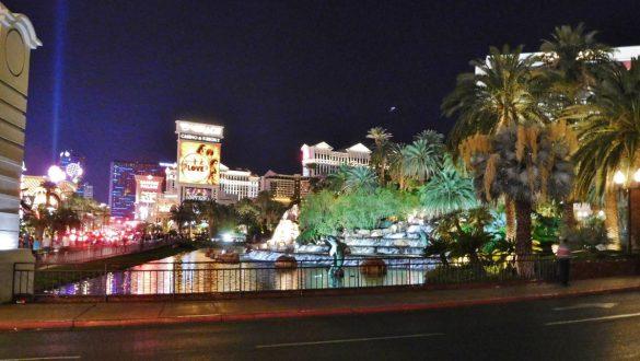Fotodagbog fra Las Vegas - Mirage Hotel og Casino - Rejsdiglykkelig.dk