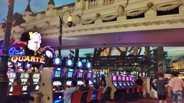 Fotodagbog fra Las Vegas - Paris Hotel og Casino - Rejsdiglykkelig.dk