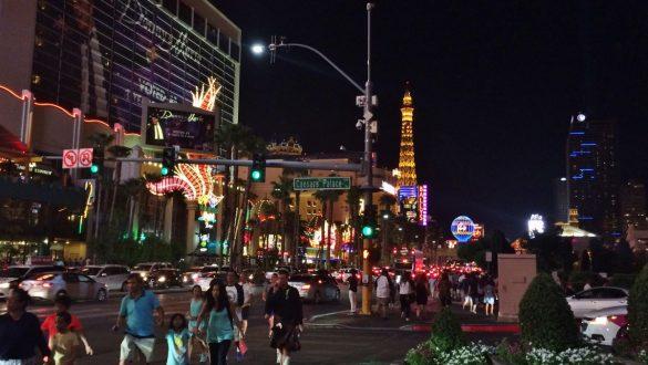 Fotodagbog fra Las Vegas - The Strip - Rejsdiglykkelig.dk