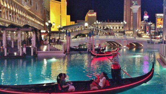 Fotodagbog fra Las Vegas - Venetian Hotel - Rejsdiglykkelig.dk