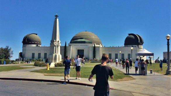 Fotodagbog fra Los Angeles - Griffith Observatory - Rejsdiglykkelig.dk
