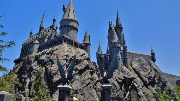 Fotodagbog fra Los Angeles - Harry Potter World i Universal Studios Hollywood - Rejsdiglykkelig.dk