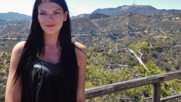 Fotodagbog fra Los Angeles - Hollywood skiltet - Rejsdiglykkelig.dk