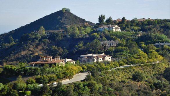 Fotodagbog fra Los Angeles - Mulholland Drive - Rejsdiglykkelig.dk