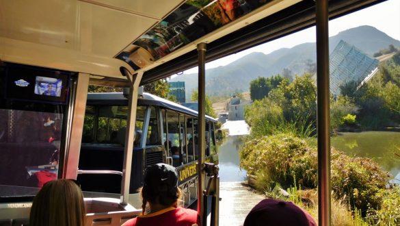Fotodagbog fra Los Angeles - Opsat oversvømmelse under Studio Tour i Universal Studios - Rejsdiglykkelig.dk
