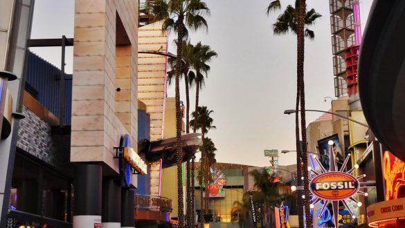 Fotodagbog fra Los Angeles - Universal CityWalk Hollywood - Rejsdiglykkelig.dk