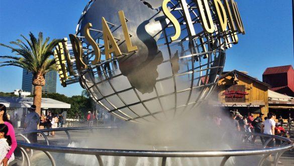 Fotodagbog fra Los Angeles - Universal Studios Hollywood - Rejsdiglykkelig.dk