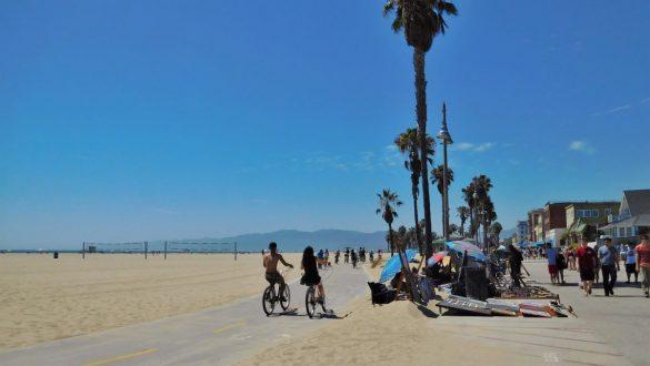 Fotodagbog fra Los Angeles - Venice Beach - Rejsdiglykkelig.dk