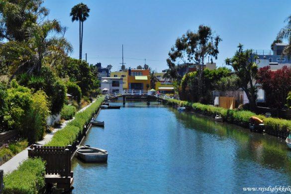 Fotodagbog fra Los Angeles - Venice Canals - Rejsdiglykkelig.dk
