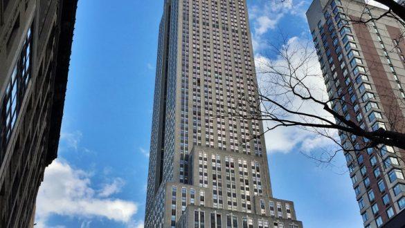 Fotodagbog fra New York - Empire State Building - Rejsdiglykkelig.dk