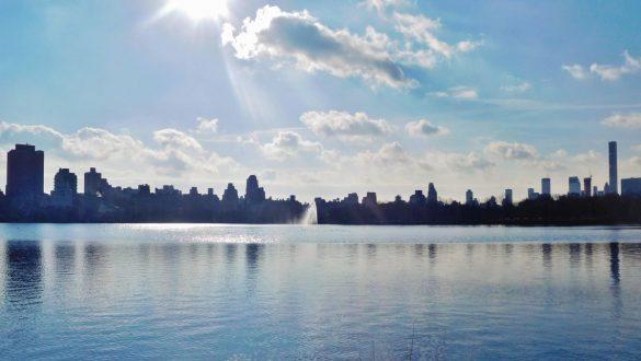 Fotodagbog fra New York - Gåtur i Central Park - Rejsdiglykkelig.dk