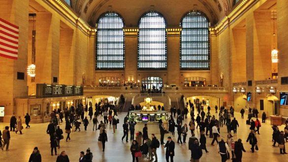 Fotodagbog fra New York - Grand Central Terminal - Rejsdiglykkelig.dk