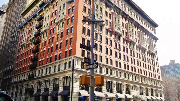 Fotodagbog fra New York - Ikonisk bygning i NYC - Rejsdiglykkelig.dk