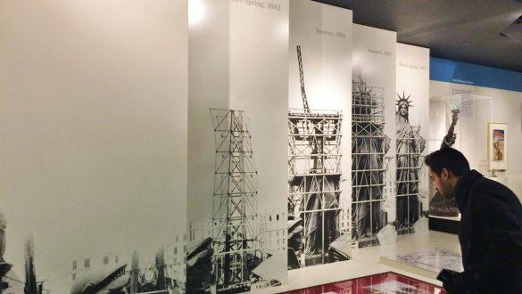 Fotodagbog fra New York - Museet inde i Frihedsgudinden - Rejsdiglykkelig.dk