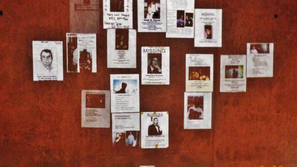 Fotodagbog fra New York - Savnede personer efter angrebet den 11 september 2001 - Rejsdiglykkelig.dk