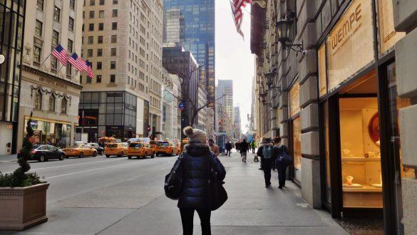Fotodagbog fra New York - Shopping på Upper Manhattan - Rejsdiglykkelig.dk