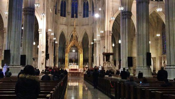 Fotodagbog fra New York - St. Patricks Cathedral - Rejsdiglykkelig.dk