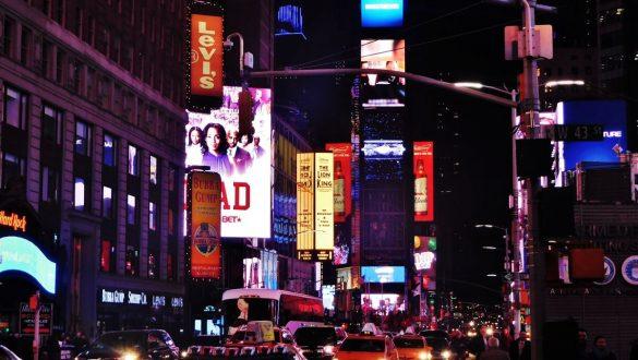 Fotodagbog fra New York - Times Square - Rejsdiglykkelig.dk