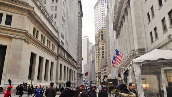 Fotodagbog fra New York - Wall Street - Rejsdiglykkelig.dk