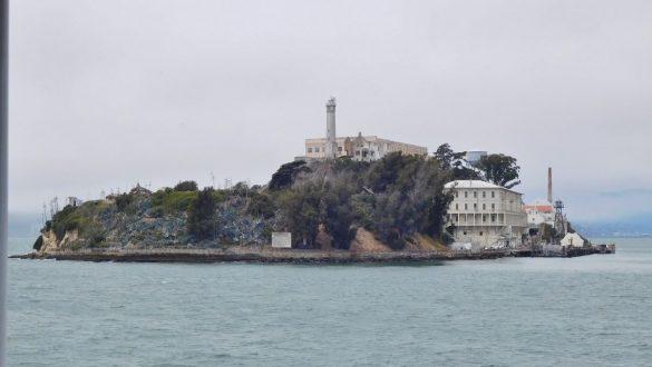 Fotodagbog fra San Francisco - Alcatraz - Et af verdens mest berygtede fængsler - Rejsdiglykkelig.dk