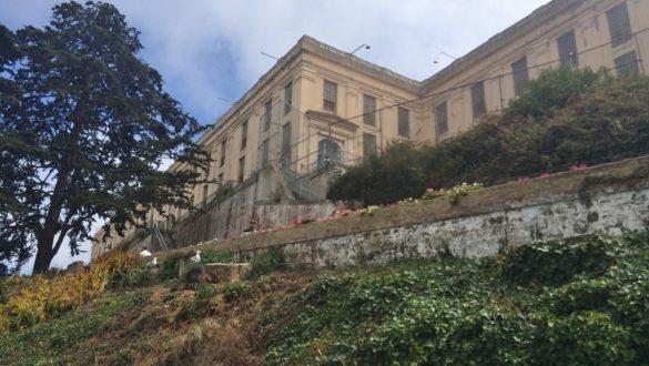 Fotodagbog fra San Francisco - Alcatraz fængslet - Rejsdiglykkelig.dk