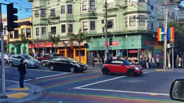 Fotodagbog fra San Francisco - Castro - Rejsdiglykkelig.dk