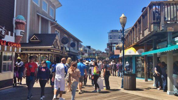 Fotodagbog fra San Francisco - Fishermans Wharf - Rejsdiglykkelig.dk